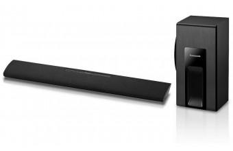 Panasonic SC-HTB18 Senza fili 2.1 120W Nero altoparlante soundbar