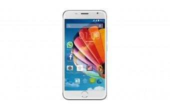 "Mediacom PhonePad S532L 5.3"" Doppia SIM 1GB 16GB 2500mAh Argento"
