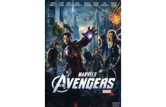Walt Disney Pictures The Avengers film BD/DVD