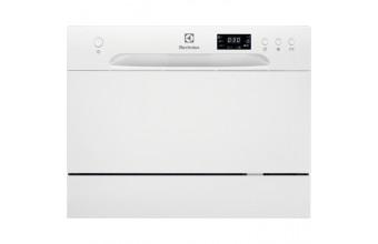 Electrolux ESF2400OW Piano di lavoro 6coperti A+ lavastoviglie