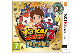 Nintendo Yo-Kai Watch 2: Polpanime, 3DS