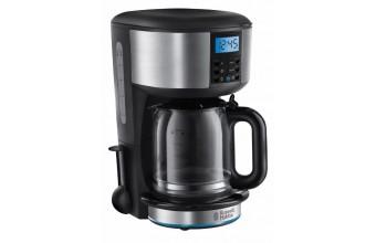 Russell Hobbs BUCKINGHAM Libera installazione Semi-automatica Macchina da caffè con filtro 1.25L 15tazze Nero