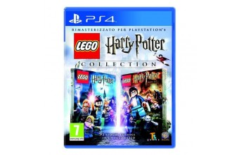 Warner Bros Lego Harry Potter Collection, PS4 Basic PlayStation 4 Inglese videogioco