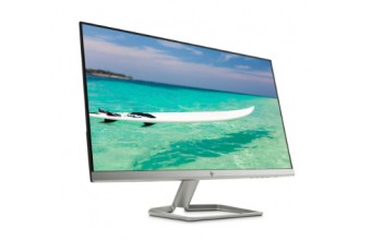 "HP 27f LED display 68,6 cm (27"") Full HD Nero, Argento"