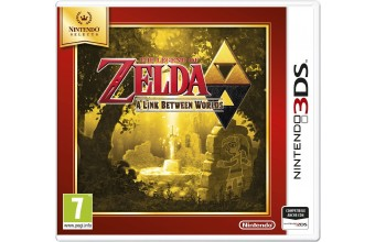 Nintendo The Legend of Zelda: A Link Between Worlds Nintendo 3DS ITA videogioco