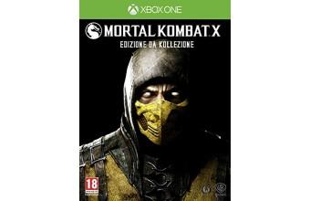 Warner Bros Mortal Kombat X: Edizione Da Kollezione, Xbox ONE