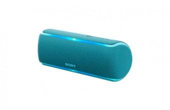 Sony SRS-XB21 Altoparlante portatile stereo Blu