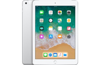 Apple iPad 128GB 3G 4G Argento tablet