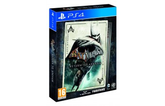 Warner Bros Batman: Return to Arkham, PS4 Basic PlayStation 4 Inglese videogioco