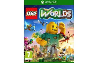 Warner Bros LEGO Worlds, Xbox One Basico Xbox One