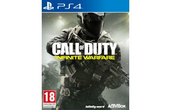 Activision Call of Duty: Infinite Warfare, PS4 Basic PlayStation 4 ITA videogioco