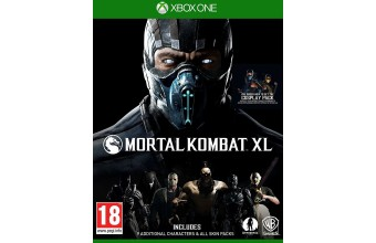 Warner Bros Mortal Kombat XL, Xbox One Basico Xbox One