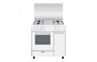 Glem AS854GX Libera installazione Gas A Bianco cucina