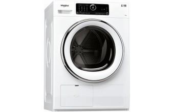 Whirlpool HSCX 80533 Libera installazione Carica frontale 8kg A+++ Bianco lavatrice