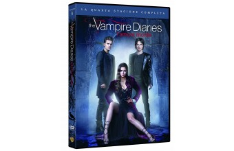 Warner Home Video The Vampire Diaries: L'amore Morde - Stagione 4 (5 DVD)