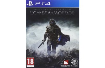 Warner Bros Middle-Earth: Shadow of Mordor, PS4 Basic PlayStation 4 videogioco