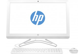 "HP 24 -e019nl 2.5GHz i5-7200U 23.8"" 1920 x 1080Pixel Bianco PC All-in-one"