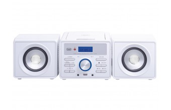 Trevi HCX 1030 S HiFi CD player Bianco