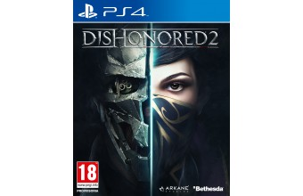 Koch Media Dishonored 2, PS4 Basic PlayStation 4 videogioco