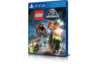 Warner Bros LEGO Jurassic World, PS4 PlayStation 4 ITA videogioco