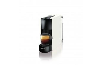 Krups Essenza Mini XN110110 Libera installazione Manuale Macchina per caffè con capsule 0.6L 1tazze Nero, Bianco