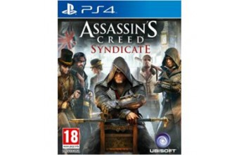 Ubisoft Assassin's Creed Syndicate, PS4 Basic PlayStation 4 ITA videogioco