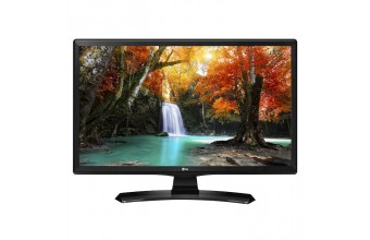 "LG 22MT49VF 22"" Full HD IPS Nero monitor piatto per PC"