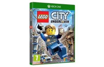 Warner Bros LEGO City Undercover, Xbox One Basic Inglese
