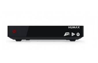 Humax Tivumax HD Satellite Full HD Nero set-top box TV