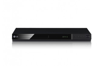 LG DP542H Lettore DVD Nero DVD/Blu-Ray player
