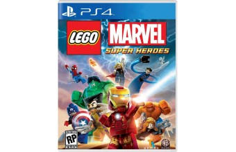 Warner Bros Lego Marvel Super Heroes, PS4
