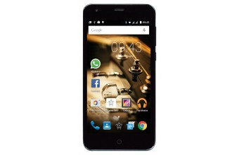 "Mediacom PhonePad S520 5"" Doppia SIM 4G 1GB 8GB 2100mAh Nero"