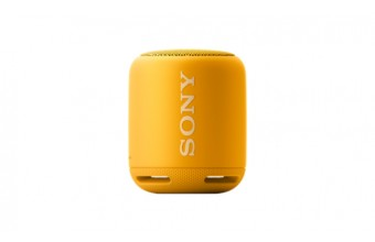 Sony SRS-XB10 Mono portable speaker Giallo