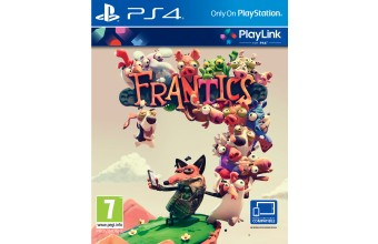 Sony Frantics, PS4 Basic PlayStation 4 ITA videogioco