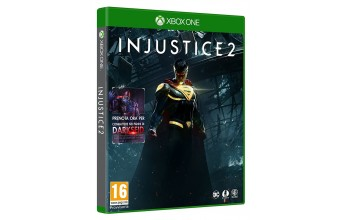 Warner Bros Injustice 2, Xbox One Basic Xbox One ITA videogioco