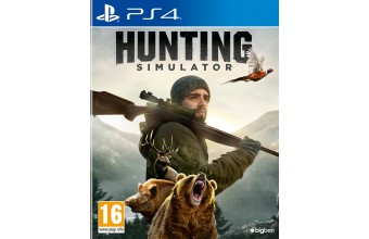 Bigben Interactive Hunting Simulator, PS4