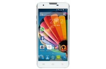 "Mediacom PhonePad G510 5"" Doppia SIM 1GB 8GB 2000mAh Blu"