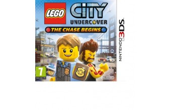 Nintendo LEGO City Undercover: The Chase Begins Basic Nintendo 3DS Inglese videogioco