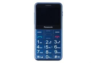 "Panasonic KX-TU150EXC 2.4"" 102g Blu Telefono per anziani cellulare"