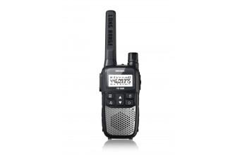 Brondi FX-490 8canali 446MHz Nero, Argento ricetrasmittente