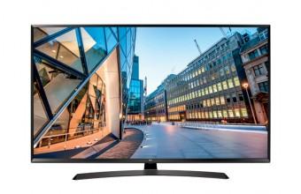 """LG 49UJ634V 49"""" 4K Ultra HD Smart TV Wi-Fi Nero LED TV"""