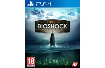 Take-Two Interactive BioShock: The Collection, PS4 PlayStation 4 ITA videogioco