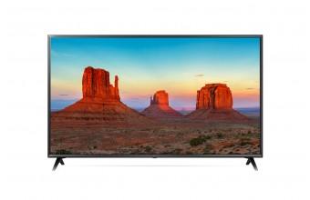 "LG 55UK6100 55"" 4K Ultra HD Smart TV Wi-Fi Nero LED TV"