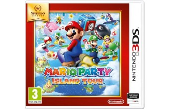 Nintendo Mario Party: Island Tour Nintendo 3DS Tedesca, Inglese, Francese, Portoghese videogioco