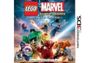 Db-Line Lego Marvel Superheroes, Nintendo 3DS