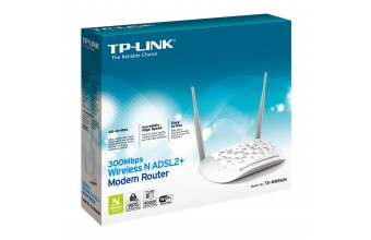 TP-LINK TD-W8961N Fast Ethernet Bianco router wireless