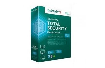 Kaspersky Lab Total Security 2015 Base license 1utente(i) 1anno/i ITA