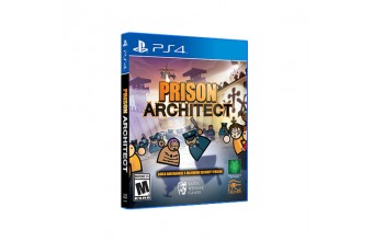 Koch Media Prison Architect, Ps4