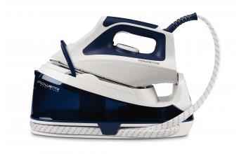 Rowenta VR7040F0 2200W 1.2L Acciaio inossidabile Blu, Bianco ferro da stiro a caldaia