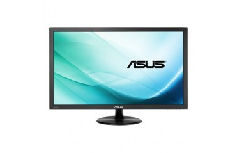 "ASUS VP228HE 21.5"" Full HD Opaco Piatto Nero monitor piatto per PC"